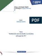 Análisis del caso de estudio-La iniciativa eChoupal de ITC