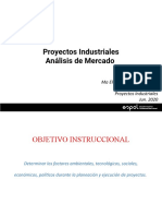 SUBUNIDAD 3 Proyectos Industriales