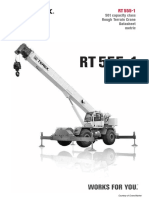 TEREX RT5551 DESCRIPTION