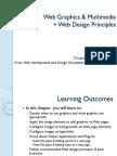 Web Graphics & Multimedia+ Web Design Principles
