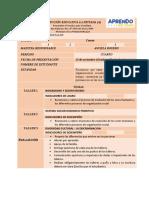 AREA C.SOCIALES - 4 PERIODO - GRADO CUARTO - MAESTRA ANGELA R