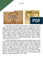 TRABALHO FAC - FESTAS TÍPICAS