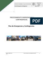 30.P-EMG-SSO-OSM-01 PLAN DE EMERGENCIA Y CONTINGENCIA Rev 2..doc