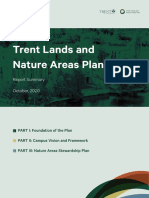 Trent Lands and Nature Areas final report