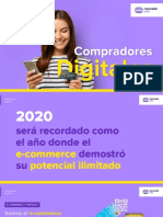 Mercadoads Reporte Melishopper Compradores Digitales MLA