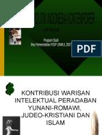 Pemikiran Politik Indonesia Kontemporer