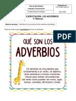 07 - GUÍA DE LOS ADVERBIOS