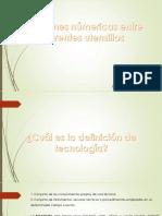 Relaciones númericas diferentes utensillos