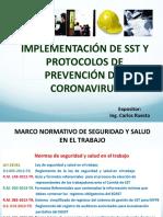 Implementación y Protocolos COVID 2020 ACTUAL