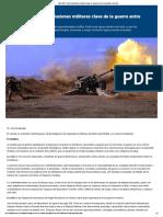 ANÁLISIS - Cinco conclusiones militares clave de la guerra entre Azerbaiyán y Armenia