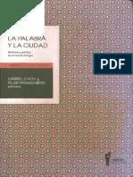 2.1 Livov Gabriel Y Spangenberg Pilar - La Palabra Y La Ciudad.pdf