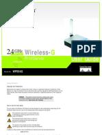 WPS54G user guide rev B