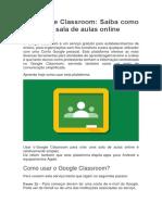 Google Classrom (1)