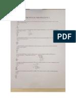 Prueba de Matematica Genesis Rosario