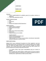 CLASES DE DERECHO DE LA COMPETENCIA