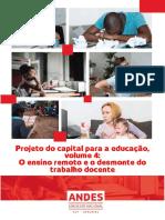 Projeto do capital para a educação, volume 4 - O ensino remoto e o desmonte do trabalho docente.pdf