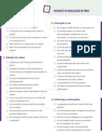 Checklist_Edição de Video