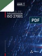 Brochure Implementador ISO 270017588