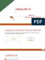 Ángulos IV - Nivel 2
