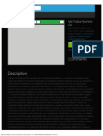 Me Todos Numeric Os - Free Download PDF Ebook