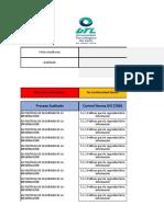 Documento de Lista de Verificación (Componente de Proyecto)-HALMEX00049