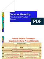 Service marketing product 4