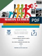 liderazgo martin luther king