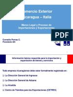 NICARAGUA Porras 180315