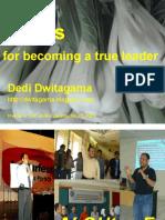 Leadership-8 Tips Untuk Pemimpin Yang Baik