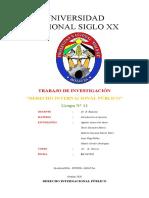 Grupo 11 Derecho Internacional Público