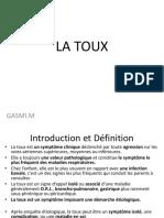 LA TOUX