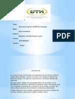 EPP-Higiene y seguridad industrial