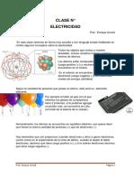 Conceptos de Electricidad.