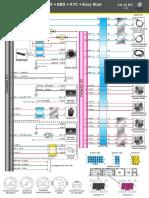 T147 - Diagrama ABS EBD ATC Easy Start Constellation