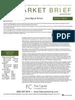 Housing & Job Numbers Signal Firmer Economy