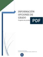 OPCION DE GRADO 2018