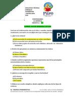 LA CRONICA TALLER 8 COMPLETO
