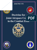 Doctrine for Joint Airspace Control in the Combat Zone jp3_52(95)