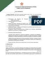 GUIA DE APRENDIZAJE-TRANSCRIBIR Y REDACTAR