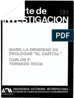 Toranzo Carlos El Capital