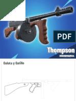Thompson Instrucciones