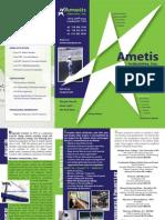 Ametis 2011 Brochure