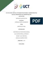 ACTV N°07 - METODOS DE VOGEL