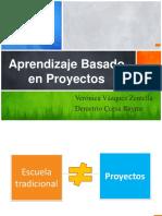 Aprendizaje Basado en Proyectos Ccesa007
