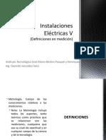 190926 Instalaciones Eléctricas V