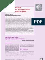 2010 - Informatica nella Scuola. Un progetto europeo per formare i docenti (Mondo digitale)