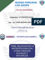RELACION DE LA ANTROPOLOGIA CON OTRAS CIENCIAS (3)