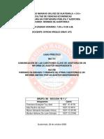 GRUPO B2-CASOS PRACTICOS NIA 701 Y 706