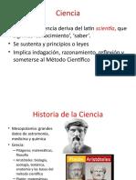Unidad 1 Ciencia sociedad y tecnologia