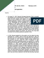 3  DAR v. DUMAGPI  G.R. No. 195412               February 4, 2015